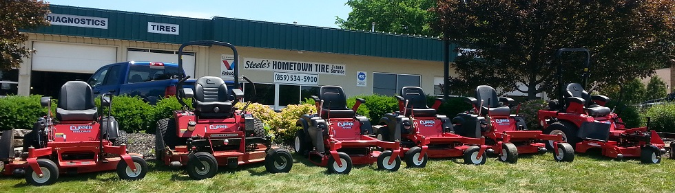 Clipper Lawn Mowers Burlington, KY