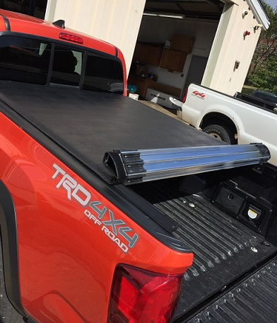 Tonneau Soft Cover Burlington, KY
